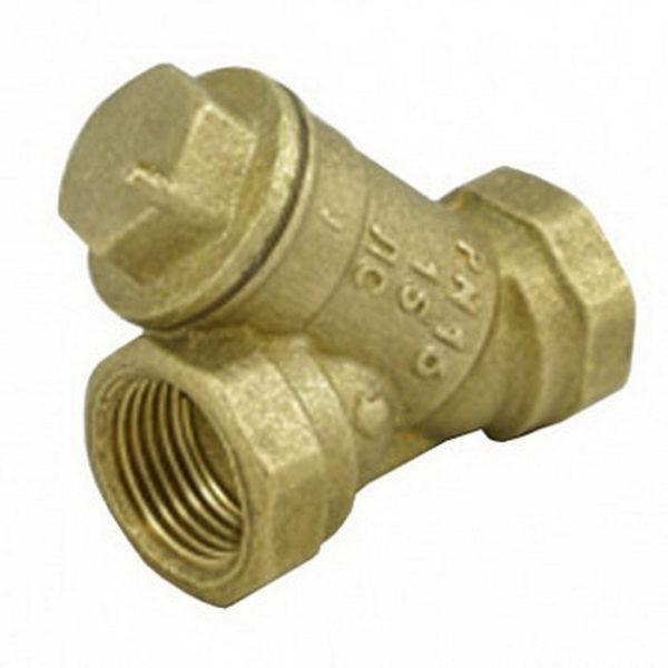 Фильтр газовый пылеулавливающий прямоточный Ду25