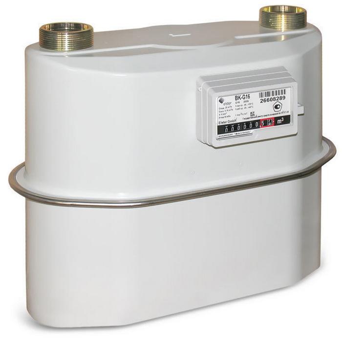 Счетчик газа ВК G16