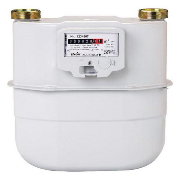 Cчетчик газа G10 (250 мм)
